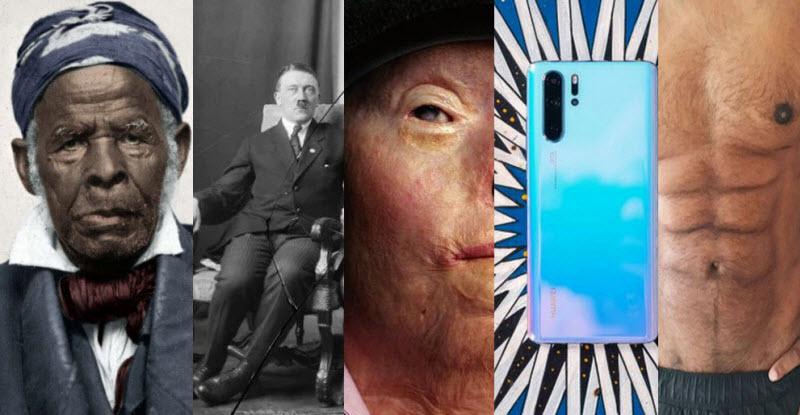 مجله «رندانه» – شماره منفی 4 – از عکسهای جدید هیتلر و خاطرات برده مسلمان تا روش جراحی برای داشتن شکم شش تکه بدون دردسر و البته رسوایی هواوی در مورد گ