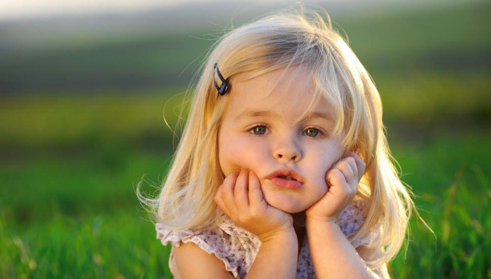 عکس پروفایل کودکانه