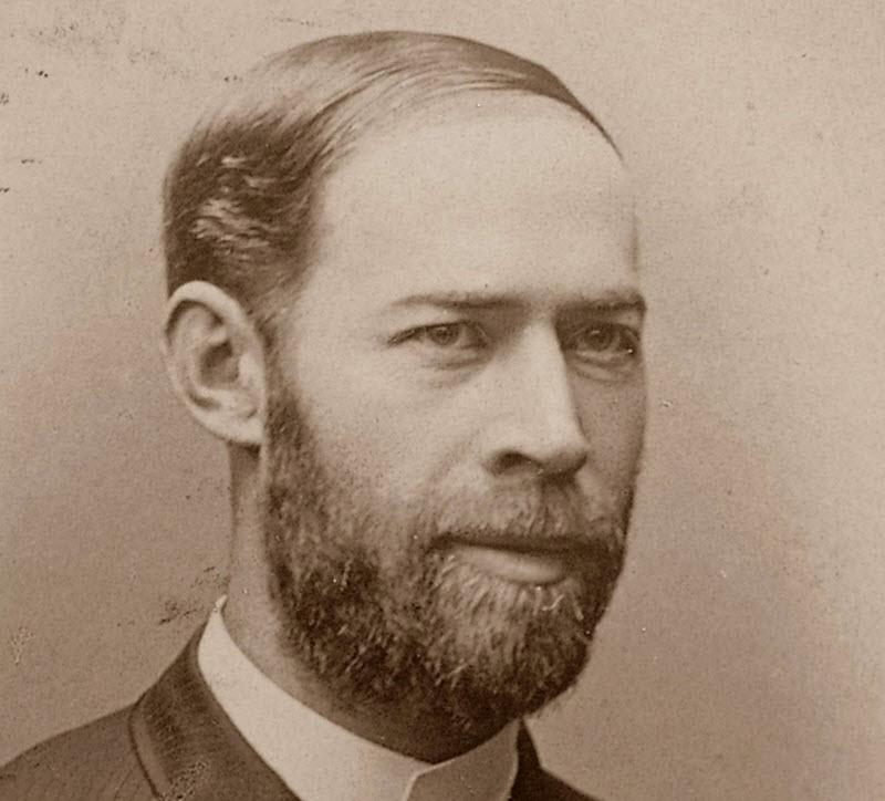 هاینریش رودولف هرتز