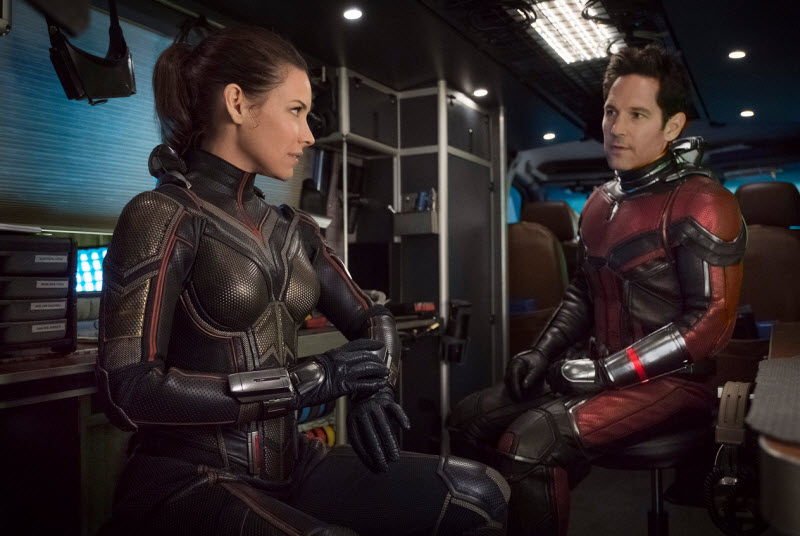 فیلم Ant-Man and the Wasp