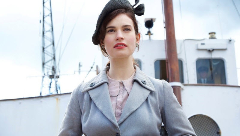 فیلم The Guernsey Literary and Potato Peel Pie Society