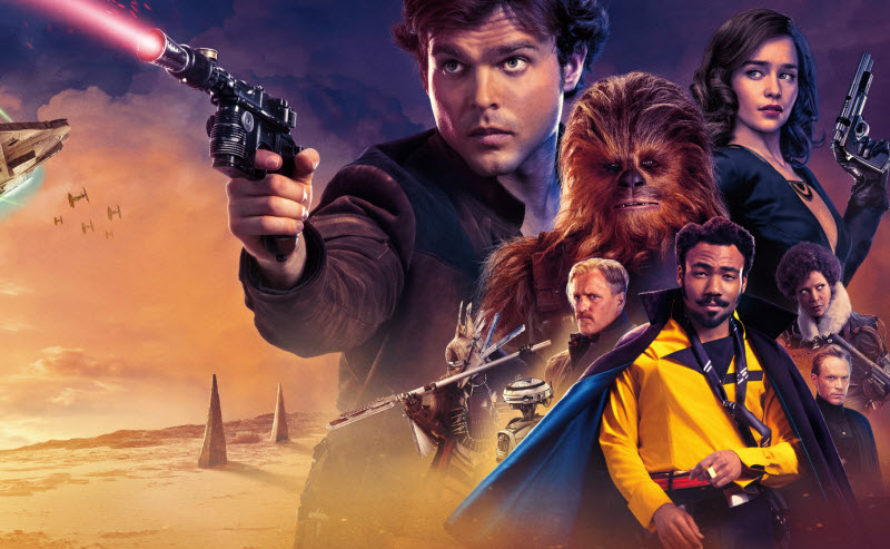 فیلم Solo: A Star Wars Story