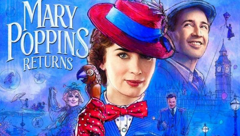 فیلم Mary Poppins Returns