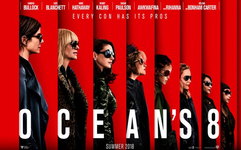فیلم Oceans 8