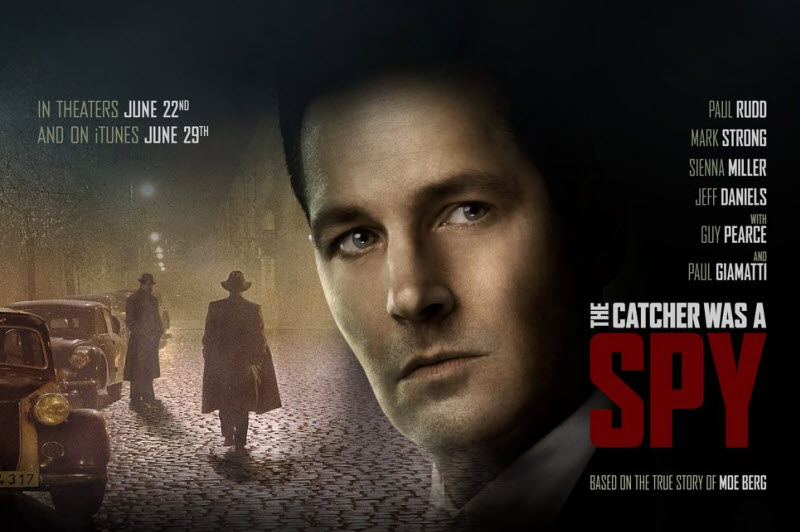 فیلم The Catcher Was a Spy