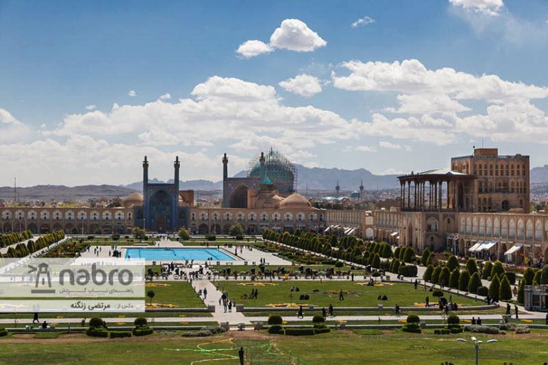 جاذبههای گردشگری اصفهان که باید دید