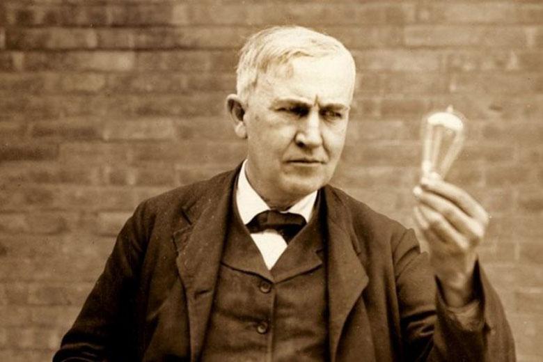 صد سال پیش توماس ادیسون به خوبی تفاوت یک مبتکر موفق را با رویاپرداز توصیف کرده است