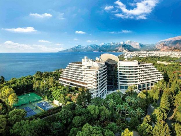 اقامت در بهترین هتلها در تورهای نوروز 99