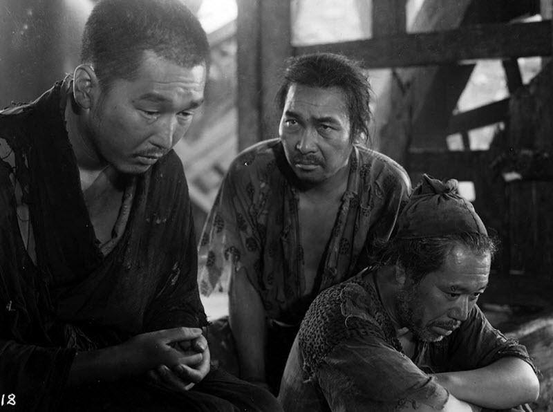تحلیل فیلم راشومون آکیرا کوروساوا - یک پزشک