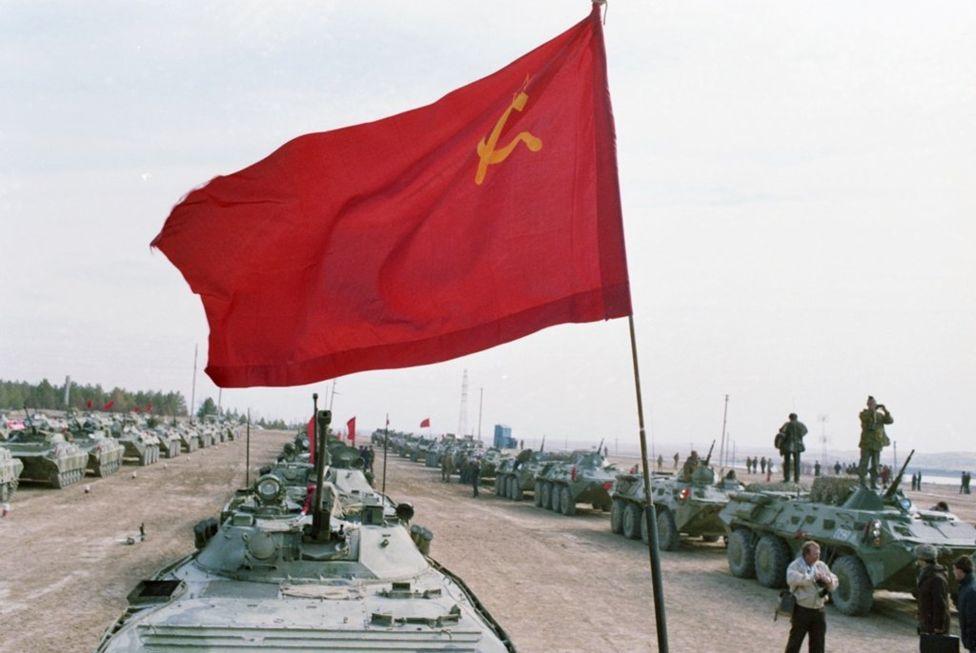خروج نیروهای شوروی از افغانستان