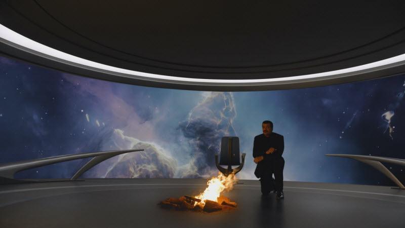سریال مستند کیهان - دنیاهای ممکن