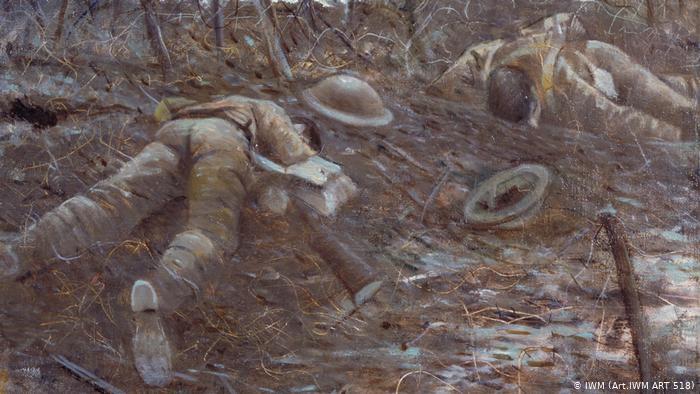 هنر و جنگ جهانی اول – گالری عکس