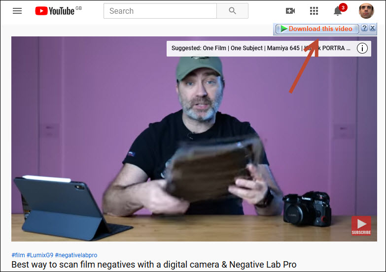 دانلود ویدئو از یوتیوب در پی سی با استفاده از نرمافزار Internet Download Manage