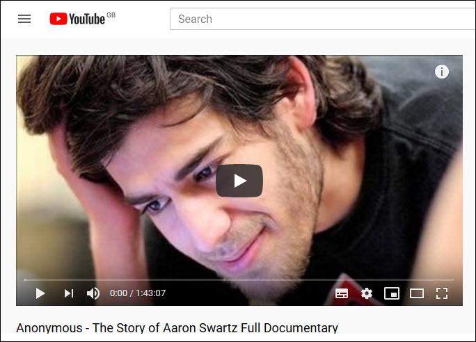 تماشای مستند در یوتیوب