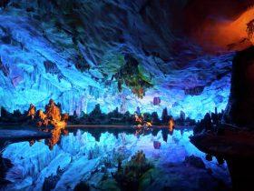 مرموزترین غارهای جهان