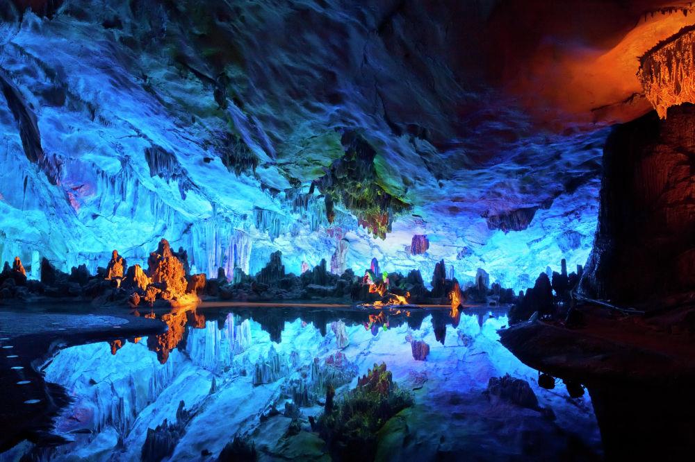 عجیبترین غارهای جهان با مناظری شگفتانگیز- گالری عکس