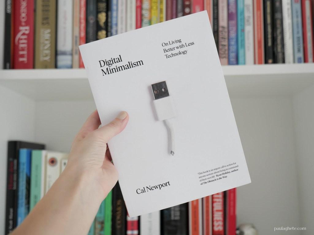کتاب مینیمالیسم دیجیتال