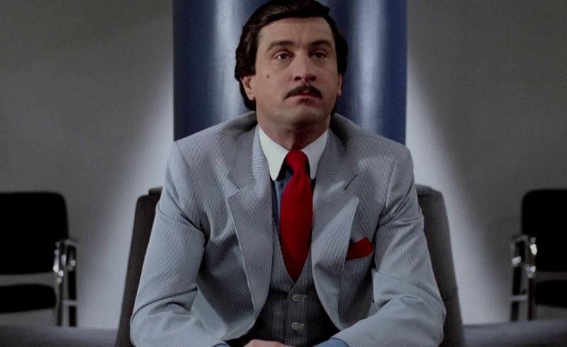 فیلم سلطان کمدی The King of Comedy (1982)