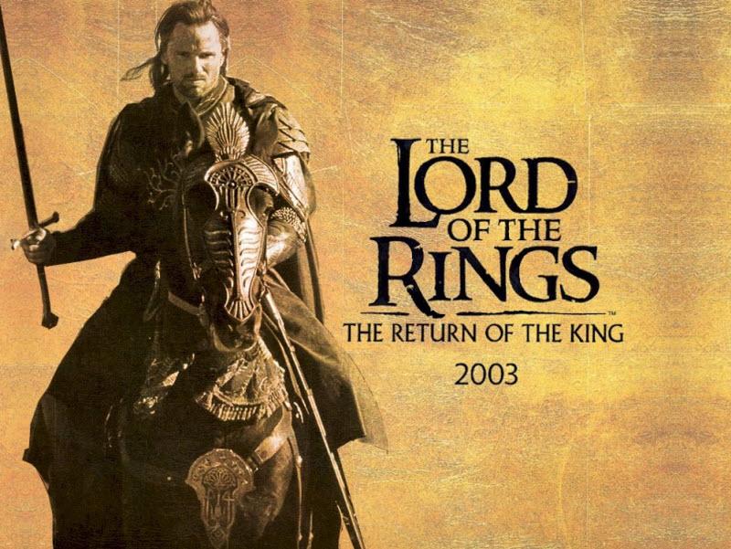 فیلم ارباب حلقهها: بازگشت پادشاه