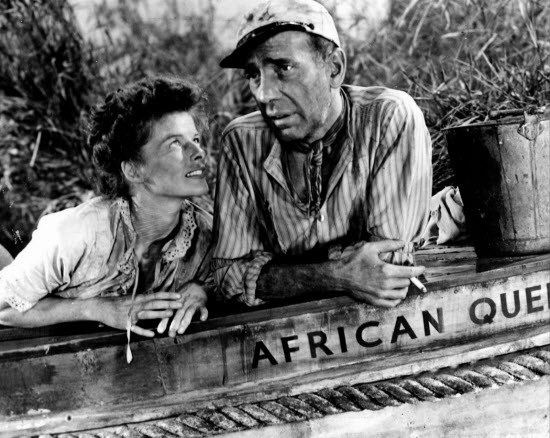 فیلم قایق افریکن کوئین - The African Queen
