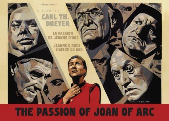 فیلم مصائب ژان دارک - LA PASSION DE JEANNE D'ARC