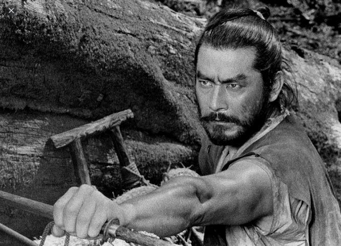 فیلم سریر خون - The Throne Of Blood