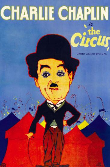 فیلم سیرک - THE CIRCUS
