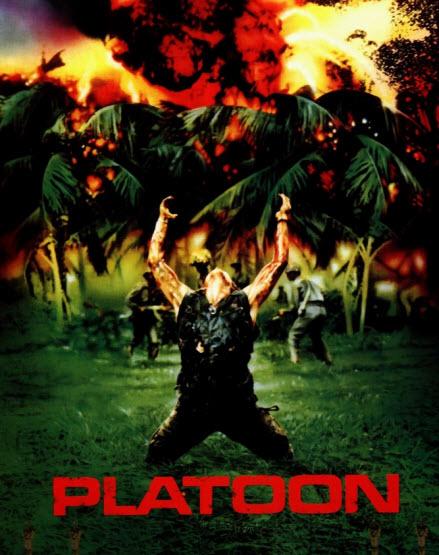فیلم دسته نظامی - Platoon