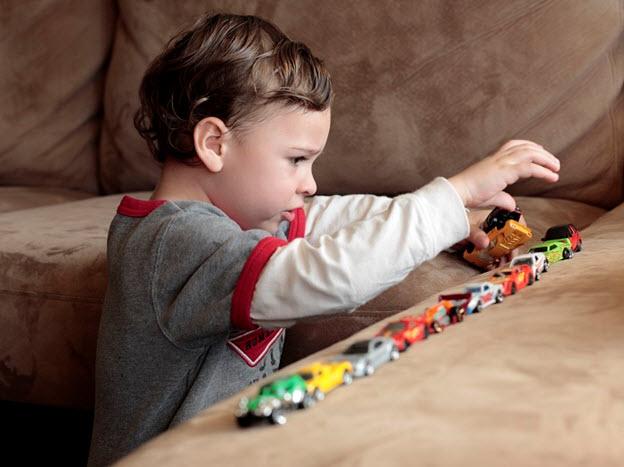 اوتیسم و بیش فعالی