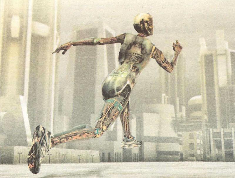 سه قانون روباتیک