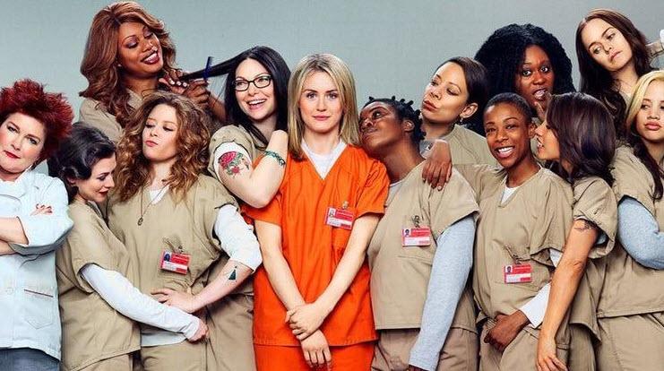 سریال نارنجی مد جدید است - معرفی و بررسی- Orange Is the New Black