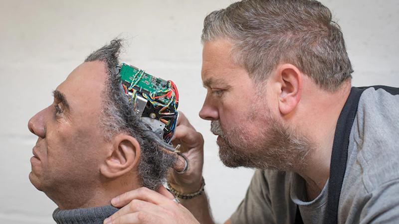 تولید انبوه رباتهای انساننمای سوفیا و هانسون تا پایان سال